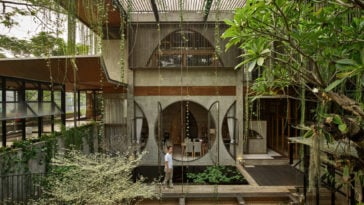 Guha by Realrich Architecture Workshop