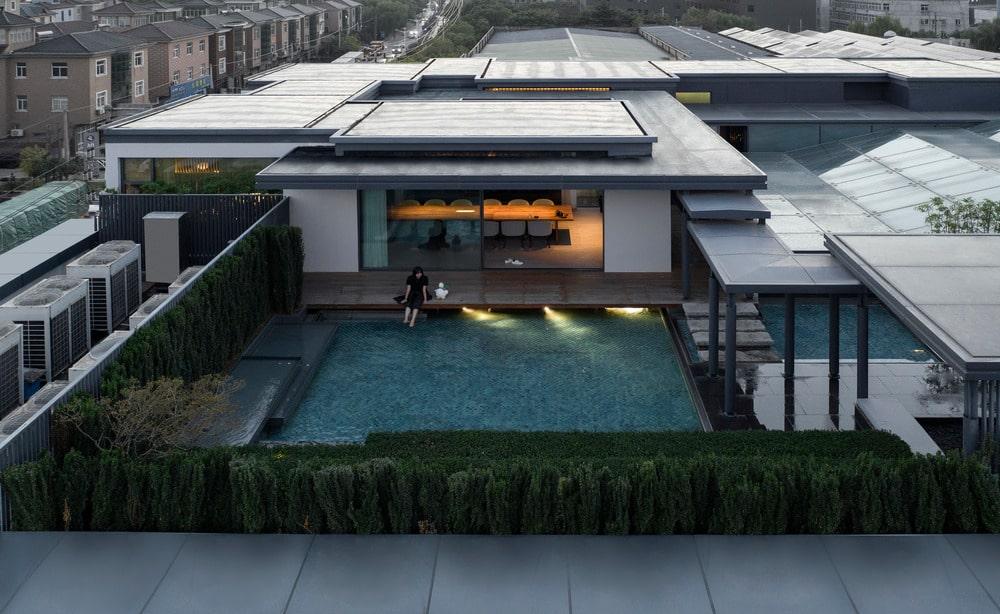 Courtyard Xiaoya by daxiang design studio