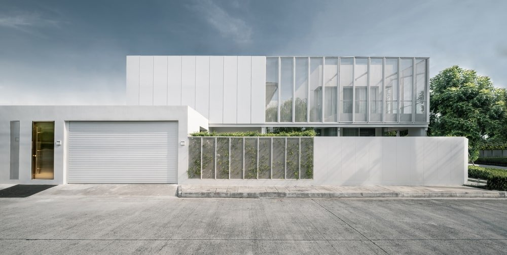 White Canvas by ACA Architects