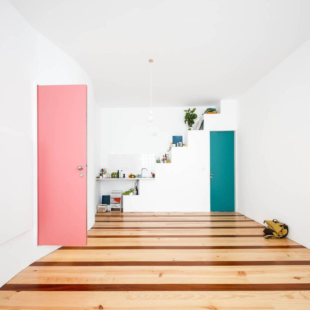 House in Paraíso, Porto, Portugal by fala