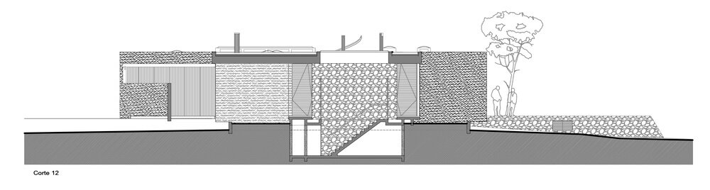 This is an illustration of the house elevation.