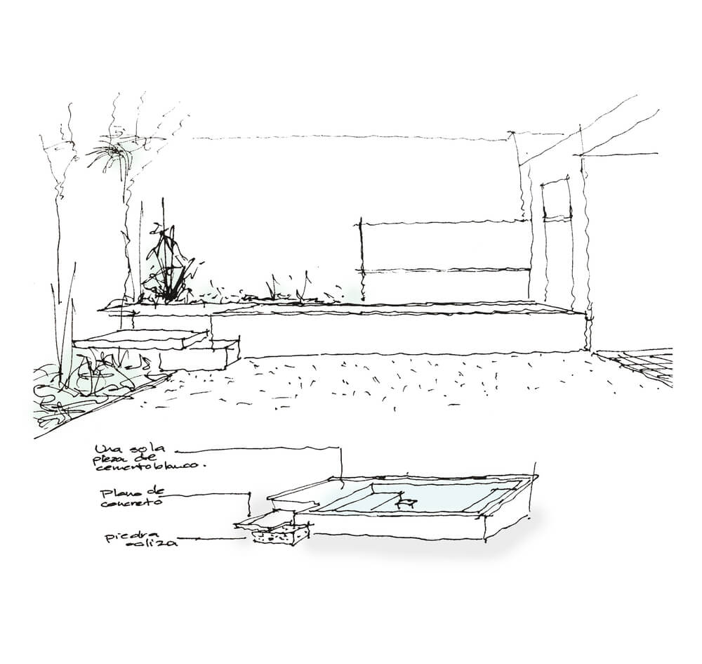 This is an illustration of the house design.