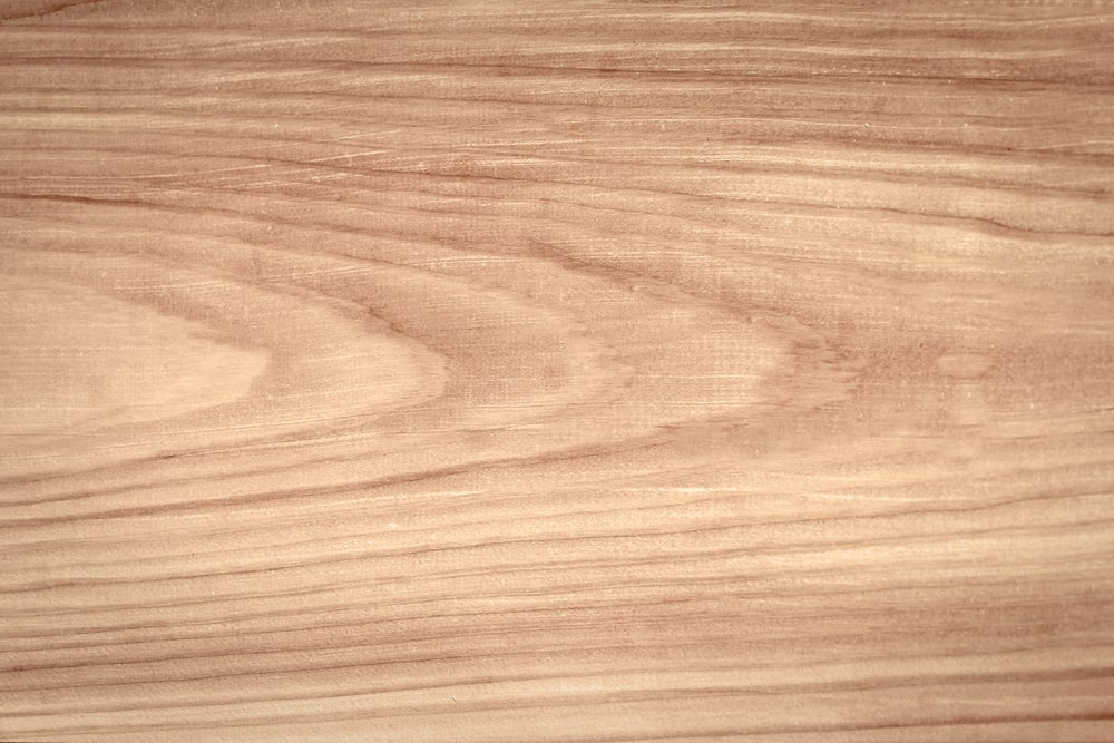A close look at the Douglas Fir wood grains.