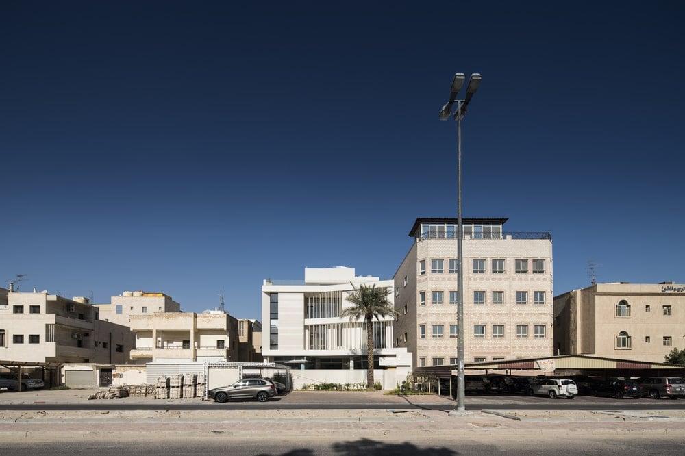 MT Villa by Alhumaidhi Architects