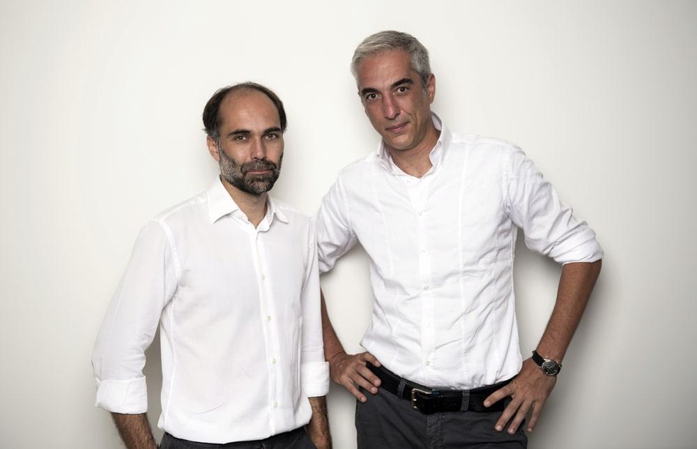 Kokaistudios founders Andrea Destefanis and Filippo Gabbiani.