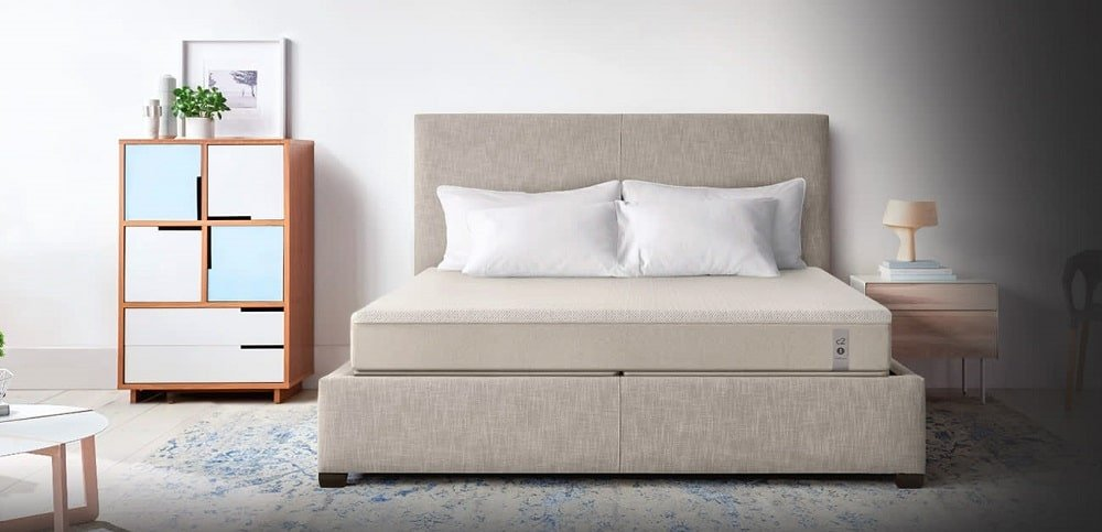 The C2 Smart Bed from Sleep Number.