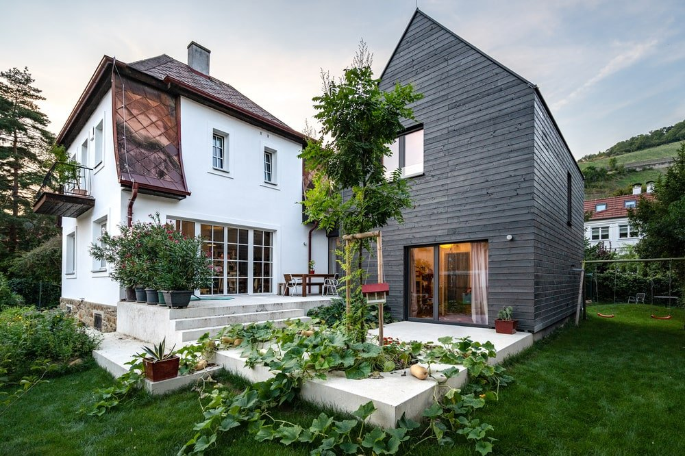 Haus B., Addition, not Demolition by smartvoll Architects