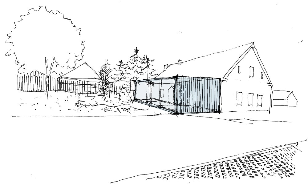 This is the illustration of the concept for the kindergarten.