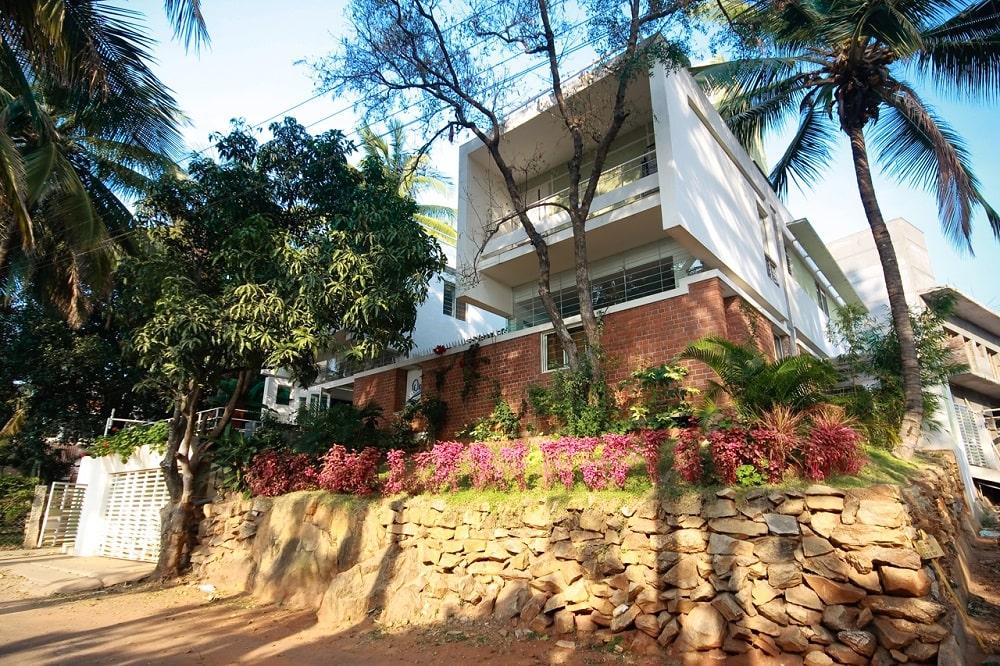 Ghose House by Gaurav Roy Choudhury Architects GRCA