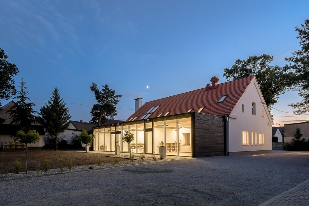 Kindergarten in Opole Malina by Port