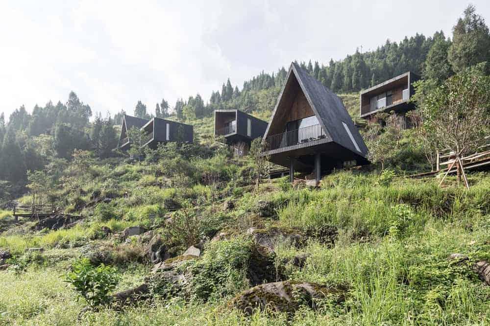 Woodhouse Hotel by ZJJZ