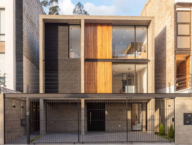 CASA MOCA by CASTILLO + VALDIVIESO arquitectos