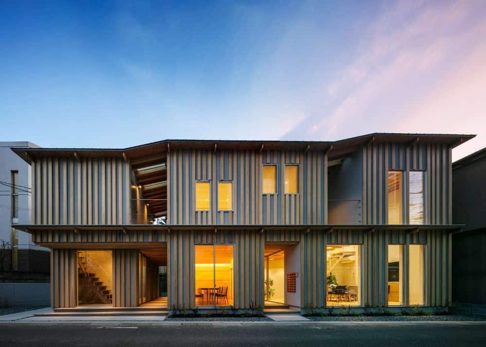 Office in Sakurazaka Design Associates Nakamura