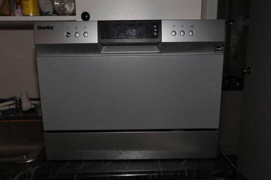 danby dishwasher timer