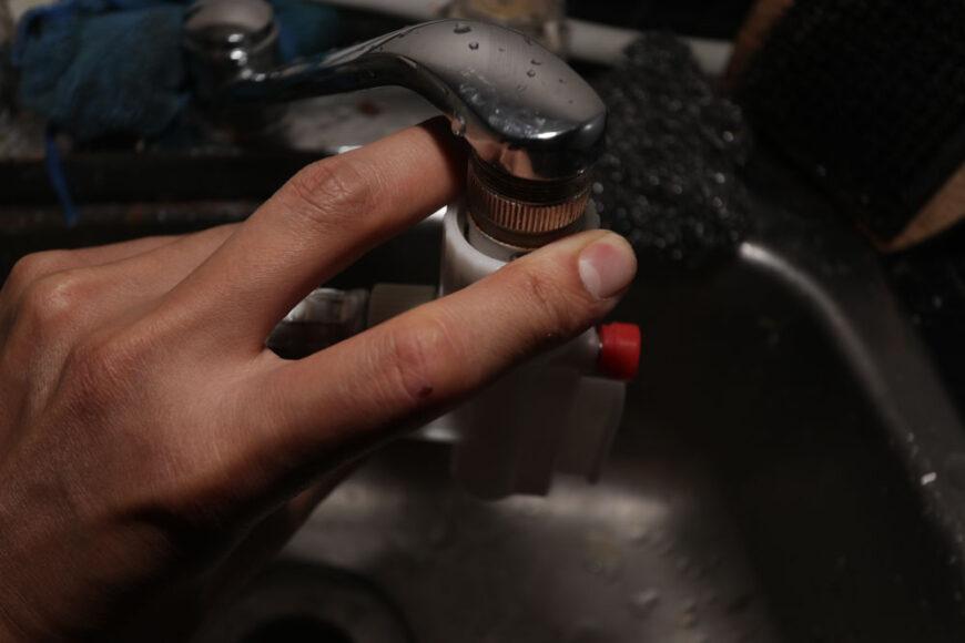 danby dishwasher faucet adaptor