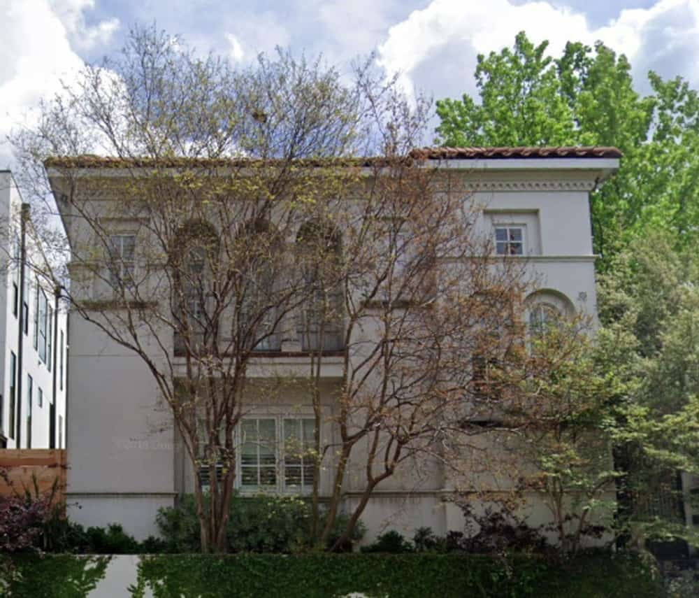 Two-Story 3-Bedroom Mediterranean Home for a Narrow Lot with Elevator and Wet Bar