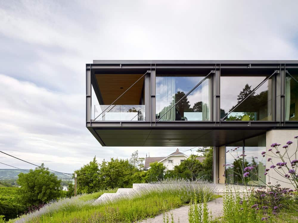 House B in Vienna by Dietrich   Untertrifaller Architects