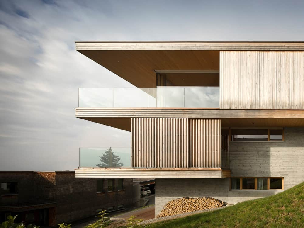 House K in Sulzberg by Dietrich | Untertrifaller Architects