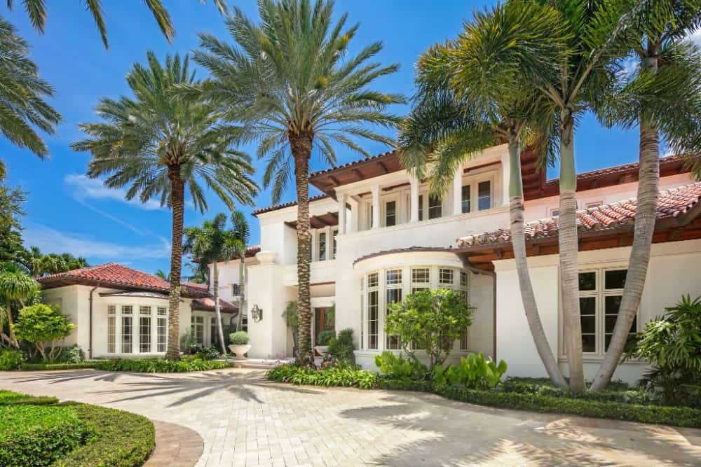 $45 Million Mega Mansion In Boca Is Adult Playground of Your Dreams with 3D Cinema + Golf Cart